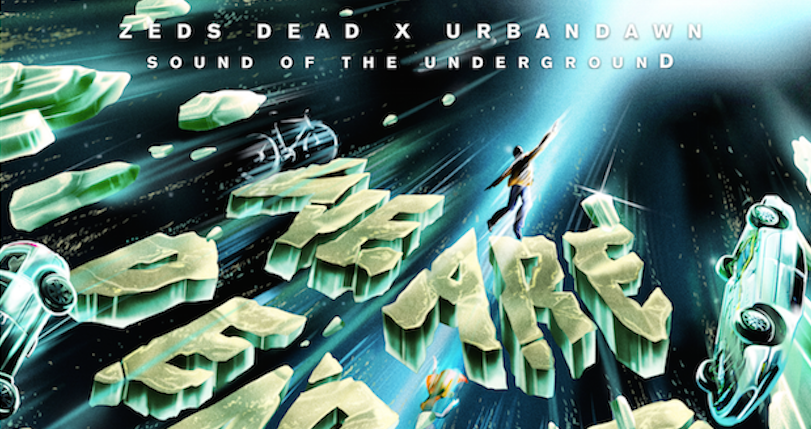 """Urbandawn: Zeds Dead """"Sound Of The Underground"""" Co-Write"""