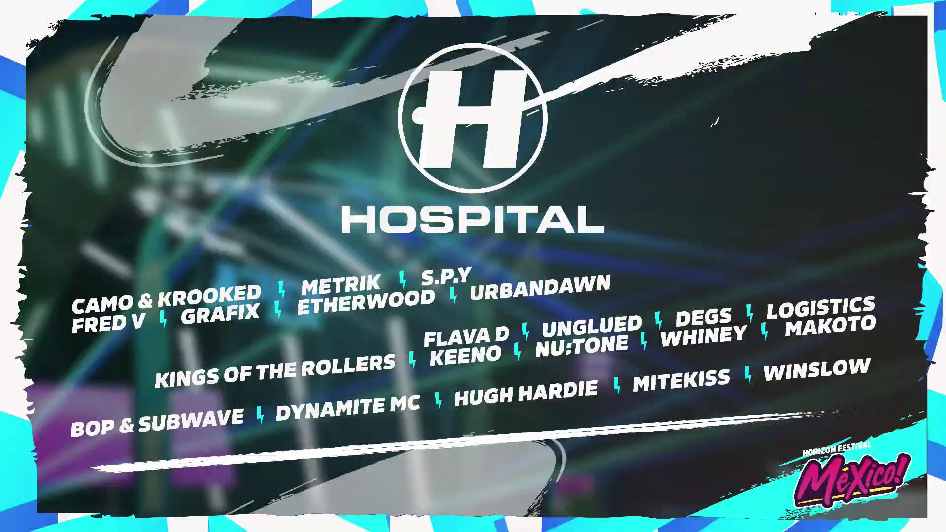 Forza Horizon 5: Hospital Soundtrack